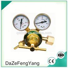 Oxygen Gas Regulator For Oxygen Container