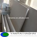 Não combustível materiais de construção 1000 e 1100 grau de silicato de cálcio placa de isolamento