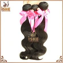 6A Cheap Unprocessed Virgin Brazilian Hair Wholesale 100% Natural Black Brazilian Hair