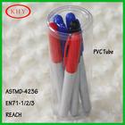 PVC Pack Fiber Tip Fresh PP Material Permanent Pen