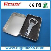 Promotional USB 3.0 8GB Usb Flash Drive Bottle Opener