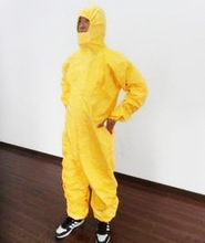 NW Yellow Ebola Virus Protect Safety Workwear Overall