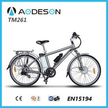 2014 electric bike 250w electric bicycle / pedelec (Aodeson-TM261)