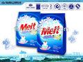 /de alta densidad de bajo olor a limón de lavado detergente enzimático añadido