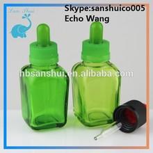 fancy wholesale glassdesigner oil bottles for perfumes,30 ml glass bottle e liquid