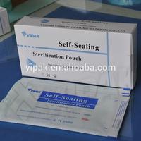 Hot sale dental Paper pouches for heat seal sterilization bag
