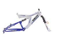 """20""""24""""26""""steel bicycle frame bike frame with suspension JB-FM2004sS bike frame"""