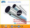china alibaba de aluminio tubo de extrusión de perfil de aluminio precio por kilo