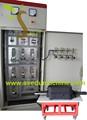 Carril circuito de Control de entrenamiento de la consola de equipos de enseñanza de Control eléctrico banco de trabajo de experimento aparato banco de pruebas