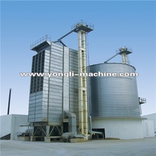 large capacity flat bottom hign quality good sale maize grain corn silo