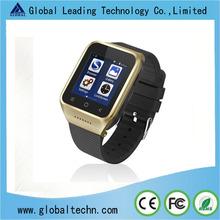 2015 Fashion Design Smart Bluetooth GPS watch phone WIFI G-sensor
