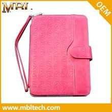 Bling Diamond&Rhinestone PU Leather Case Cover For Apple Ipad Mini / Mini 2