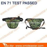 S1 AM004 camo men belt bag for sports