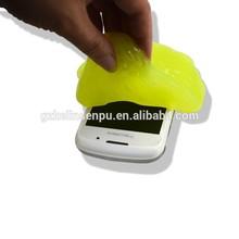 best price products 2015 Magic Universal Sticky Clean Glue Gum Silica Gel Magic Glue Clean Keyboard Car Dash Board cleaner