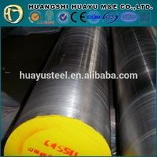 H13 tool steel hardness