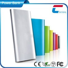 High quality mobile handphone charger with 5000mah Li-polymer battery for smart phones