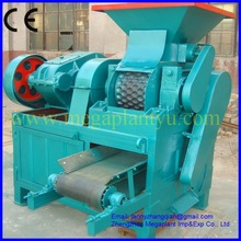 Circular Coal Dust Powder Charcoal Briquette Making Machine
