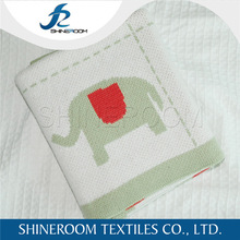 Widely Used Cheap Top Quality New Design Baby Blanket Filling Polyester
