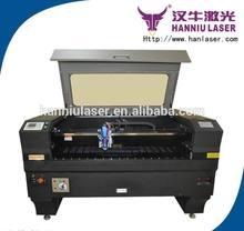 China mini craft HND-1390 co2 laser cutting machine for plastic