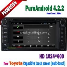 Popular type for toyota hilux car dvd gps navi. bt wifi radio tv 2010 2009 2008 2007 2006 2005 2004 2003 2002 2001