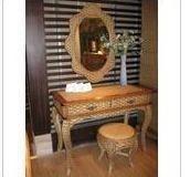 glass mirror dresser