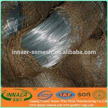 Fil galvanisé de bobines/fil galvanisé/gi fil pour l'électro zingage à chaud ou fil d'acier galvanisé