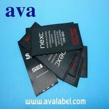 AVA roll print labels&paper label printing&custom adheisve label