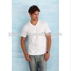 Wholesale men sexy t-short garment in jiangxi