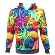 Custom brushed boys hoodies 2015 fashion sublimation hoodies