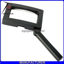 Multifunction folding light table magnifier stand