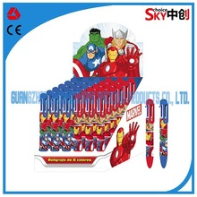 Hot Selling Good Fashional Heavy Metal Roller Ball Pens