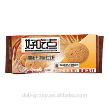 Hao Chi Dian 168g High Fiber Digestive Biscuit