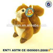 Plush Squirrel Toy/Squirrel Plush Toys For Kids/Plush Squirrel