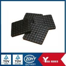 Rubber adhesive bumper/Adhesive silicone rubber bumper pad