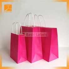 China OEM paper bag turkey craft with logo printed