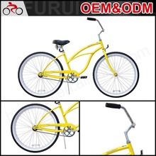 """26"""" chopper bicycle beach cruiser bike"""