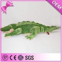 Giant Lifelike Animail Soft Toy Stuffed Crocodile