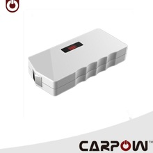 Universal car chargers CARPOW car jump starter good quality 12v lithium polymer battery