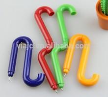 novelty U shape pen toy pen