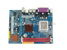 Intel G31 motherboard LGA 775 good quality for desktop DDR2 OEM and IDE SATA mainboard