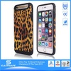 private labeling custom plastic phone case and cover for apple iphone 6 plus