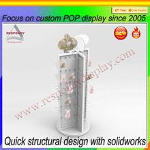 plexiglass dome display pop-up acrylic toy dome display