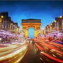 Canvas UV proof prints of triumphal arch