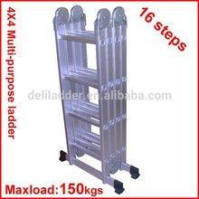 Aluminium Super Combination Multi-Purpose Foldable Step Ladders