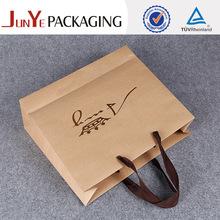 Retail luxury gift bags wedding paper shopping bag