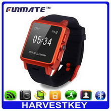 Good quality promotional hand free smart watch phone