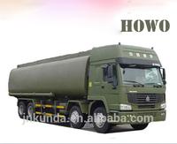 howo truck/howo tanker/sinotruk