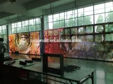 flexible led curtain display china video curtain led display wall hot vide flexible led video curtain