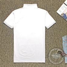 100 grams high quality spandex/cotton hot sale fashion baby tshirt