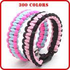adjustable clasp paracord bracelet supplies